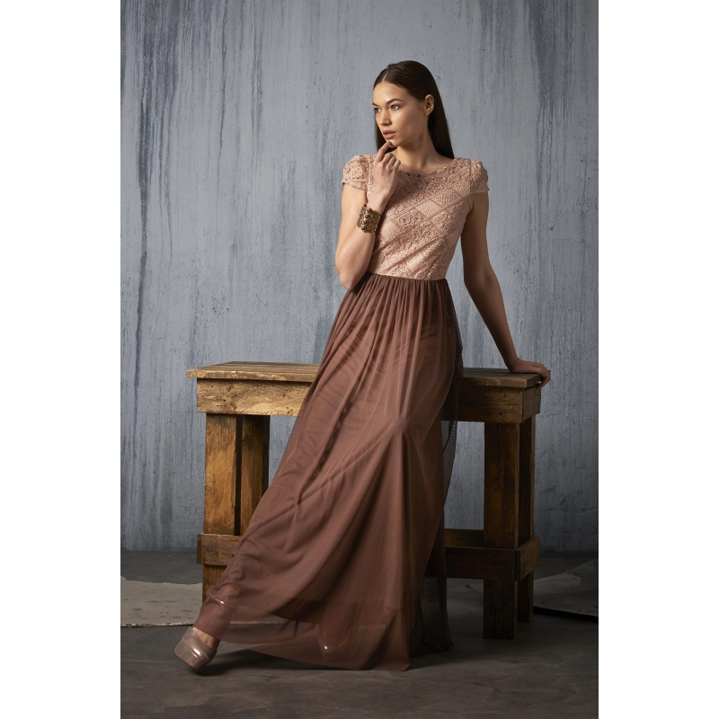 vestido lisa