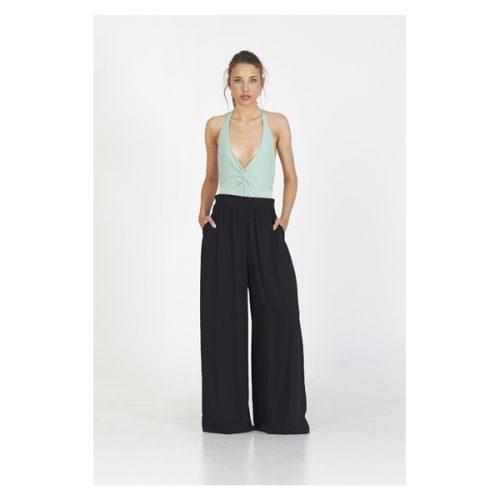 pantalón alessia negro marú atelier