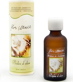 Esencia para difusores de perfumes con aroma Flor Blanca de Boles d´olor