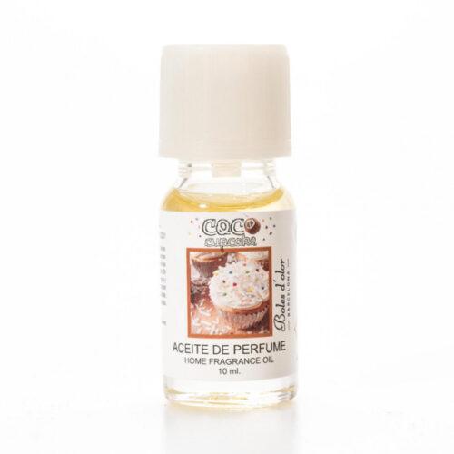 Aceite de Perfume de 10 ml con aroma a Coco Cupcake de Boles d´Olor