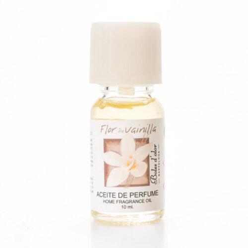 Aceite de Perfume de 10 ml con aroma Flor de Vainilla de Boles d´Olor