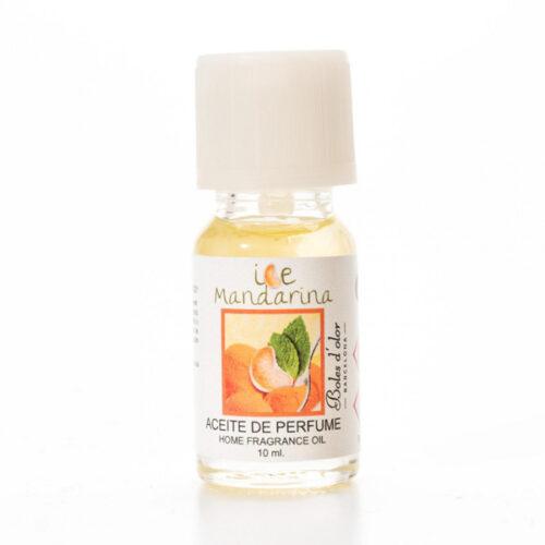 Aceite de Perfume de 10 ml con aroma Ice Mandarina de Boles d´olor
