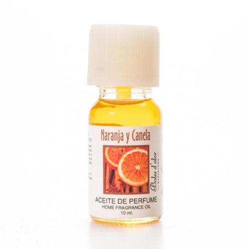 Aceite de Perfume de 10 ml con aroma Naranja y Canela de Boles d´olor