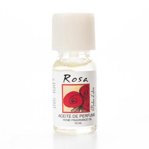 Aceite de Perfume de 10ml con aroma Rosa de Boles d´Olor