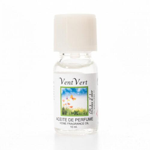 Aceite de Perfume de 10 ml con aroma Vent Vert de Boles d´Olor
