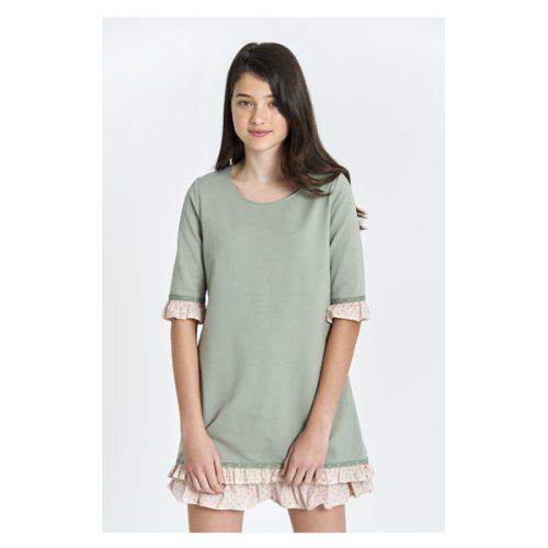 vestido emma verde