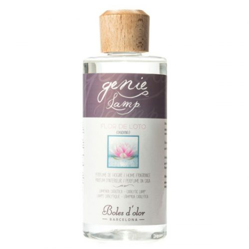 Perfume Lámpara Catalítica Genie Lamp Flor de Loto