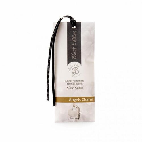 Sachet Black Edition Perfume Armario Angels Charm