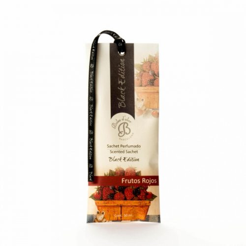 Sachet Black Edition Perfume Armario Frutos Rojos