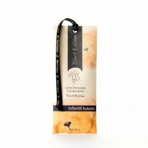 Sachet Black Edition Perfume Armario Infantil Kukette