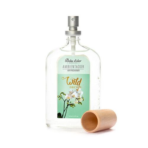 ambientador spray wild orchid