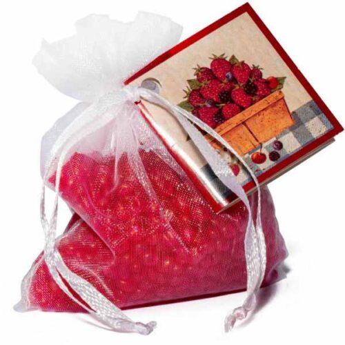 Saquito perfumado frutos rojos