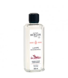 CHERRY BLOSSOM – Perfume para Lámpara Catalítica LAMPE BERGER – 500 ml