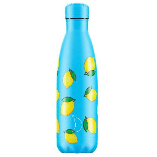 Botella inox Chilly's limones-500-ml