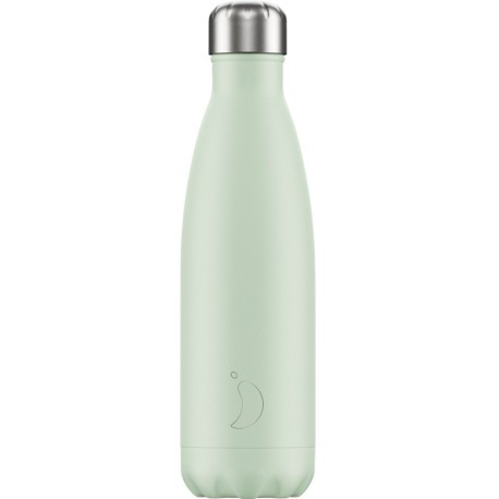 Botella Chillys isotérmica acero inoxidable verde 500 ml