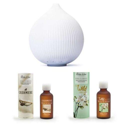 Pack difusor padma con aromas cálidos y elegantes