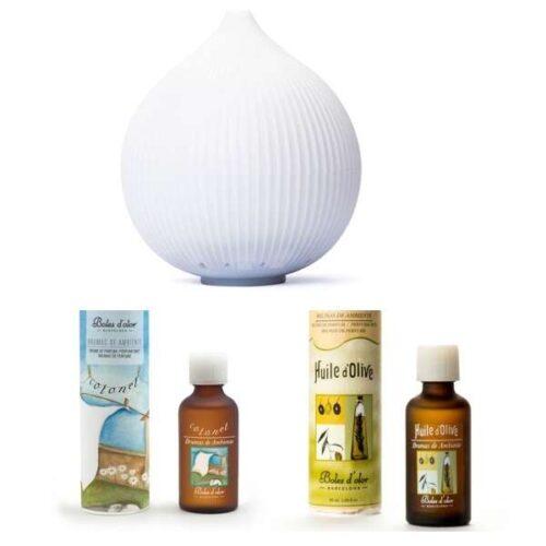 Pack padma con aromas olor a limpio