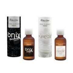 Pack nuevos aromas de Boles d'Olor Pure Silk y Onix