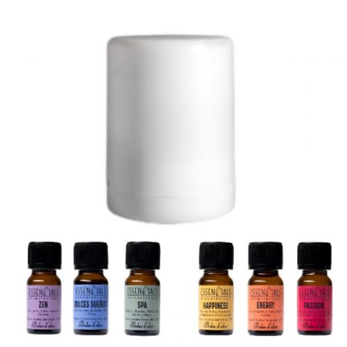 Pack recomendado Aromaterapia sinergias
