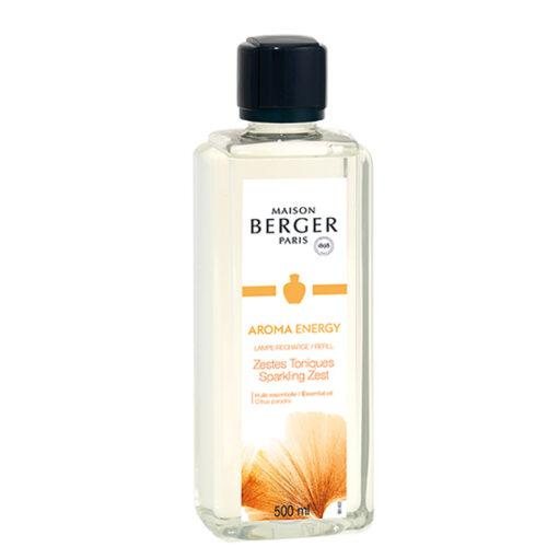 perfume para lámpara catalítica Energy 500ml Lampe Berger
