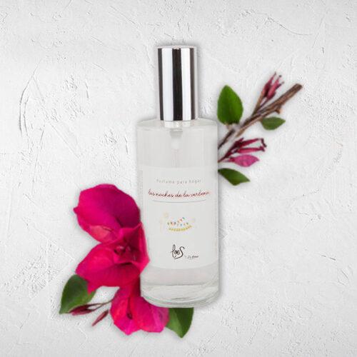 Perfume de hogar en spray aroma Las noches de verbena LOES