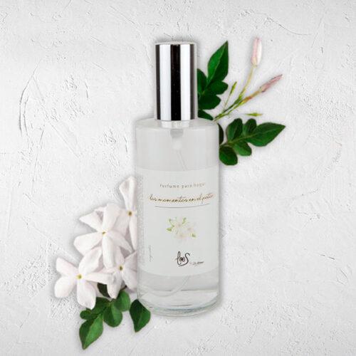 Perfume de hogar en spray aroma Los momentos en el patio LOES