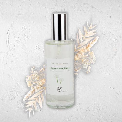 Perfume de hogar en spray aroma Los primeros besos LOES