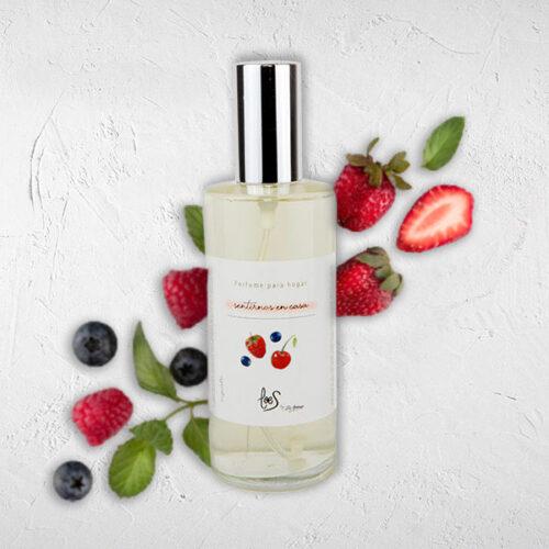 Perfume de hogar en spray aroma Sentirnos en casa LOES