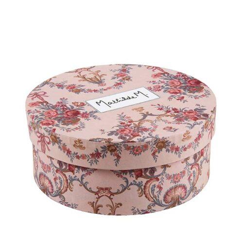 Caja 7 jabones aroma Marquise de Mathilde M.