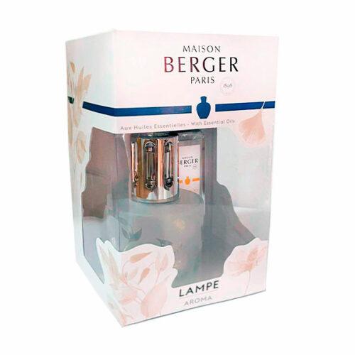 Comprar lámpara catalítica floral aroma energy lampe berger