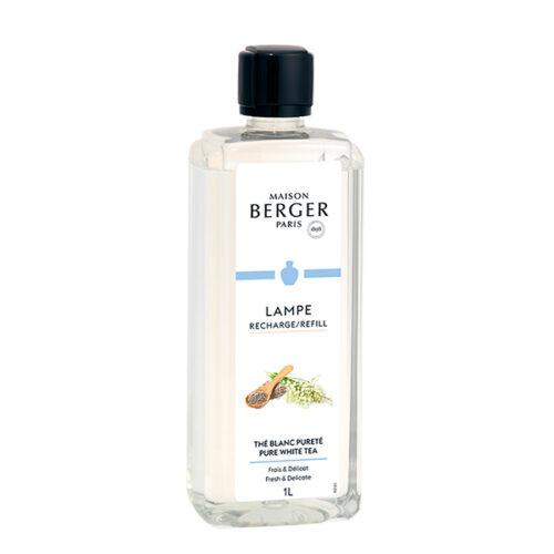 Comprar perfume para lámpara catalítica Pure White Tea 1litro