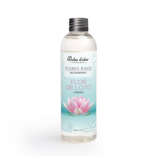 recambio mikado boles d olor aroma flor de loto