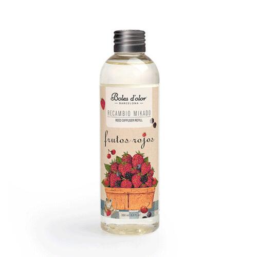 recambio mikado boles d olor aroma frutos rojos