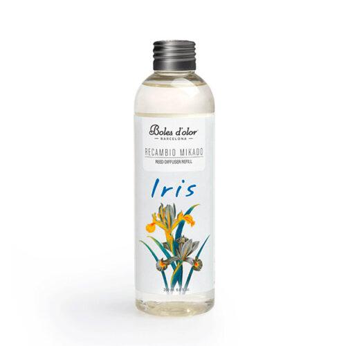 recambio mikado boles d olor aroma iris