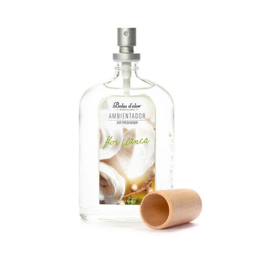 comprar ambientador spray flor blanca