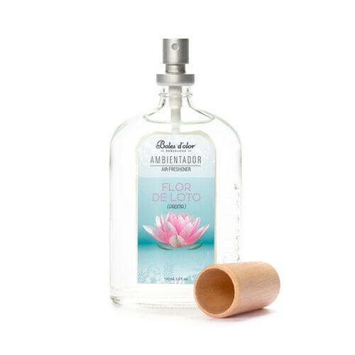 comprar ambientador spray flor de loto